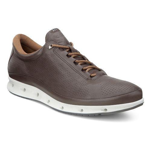 Mens Ecco Cool Walking Shoe - Mocha 44