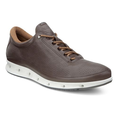 Mens Ecco Cool Walking Shoe - Mocha 46