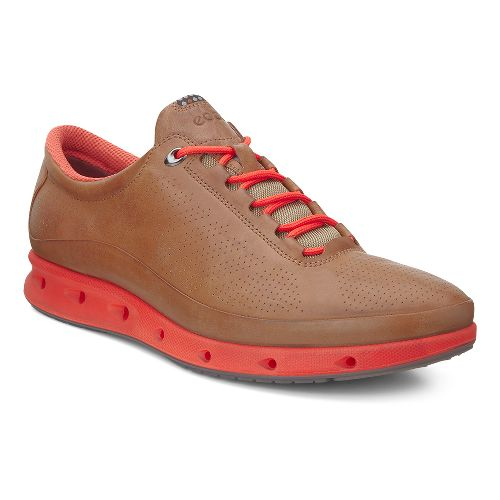 Mens Ecco O2 Walking Shoe - Camel 39