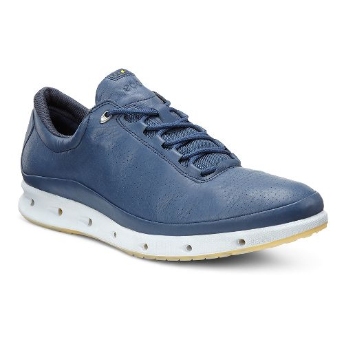 Mens Ecco O2 Walking Shoe - Denim Blue 39