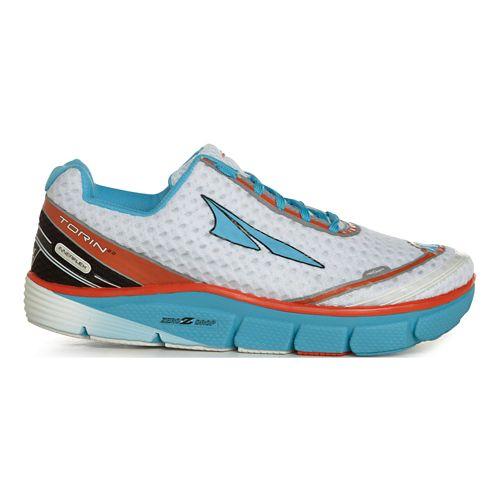 Womens Altra Torin 2.0 Running Shoe - Primrose/White 10.5