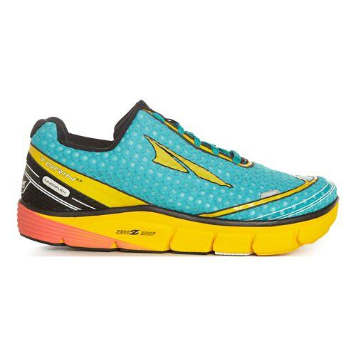 Womens Altra Torin 2.0 Running Shoe - Parrot Blue 9