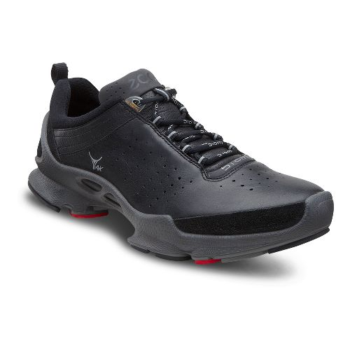 Mens Ecco Biom C 2.1 Walking Shoe - Black/Black 44
