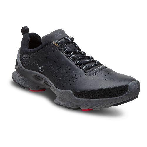 Mens Ecco Biom C 2.1 Walking Shoe - Black/Black 46