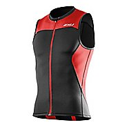 Mens 2XU G:2 Multi-Sport Singlet Sleeveless Technical Tops