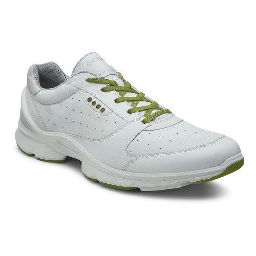 Mens Ecco BIOM EVO II Cross Training Shoe - White/Herbal 44