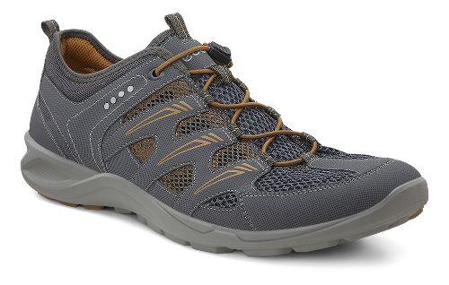 Mens Ecco Terracruise Lite Trail Running Shoe - Black/Black 47