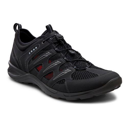 Mens Ecco Terracruise Lite Cross Training Shoe - Black/Black 42