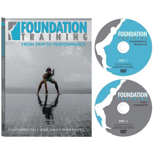 Foundation Training DVD Set Fitness Equipment - null