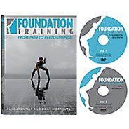 Foundation Training DVD Set Fitness Equipment