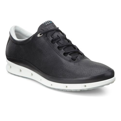 Womens Ecco O2 Casual Shoe - Black 35