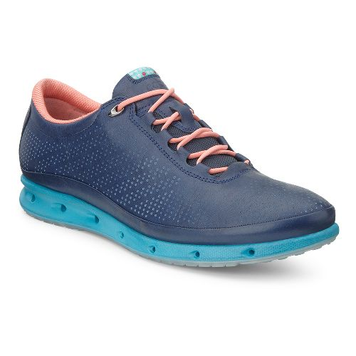 Womens Ecco O2 Casual Shoe - True Navy 39
