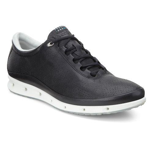 Womens Ecco O2 Casual Shoe - Black 38