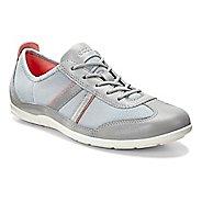 Womens Ecco Bluma Summer Sneaker Casual Shoe - Wild Dove/Concrete 39