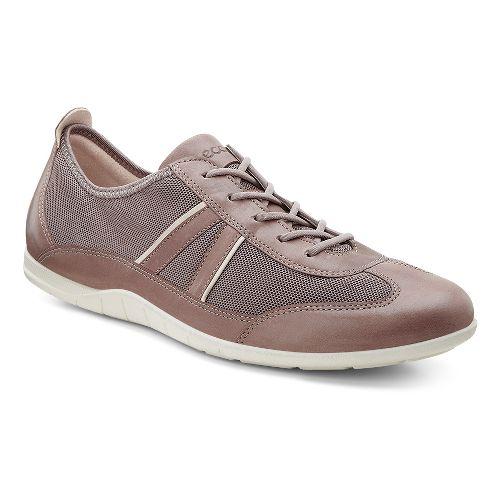 Womens Ecco Bluma Summer Sneaker Casual Shoe - Woodrose/Woodrose 35