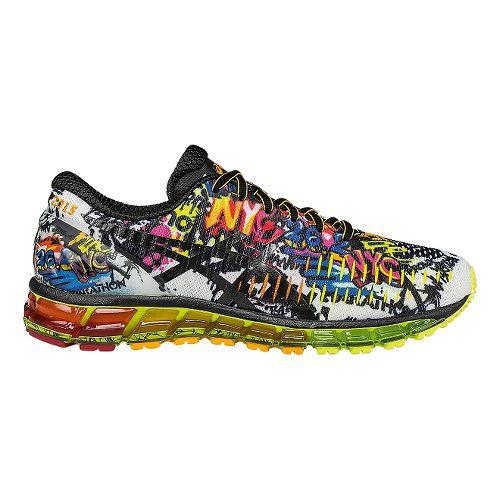 Mens ASICS GEL-Quantum 360 Running Shoe - NYC Multi 10