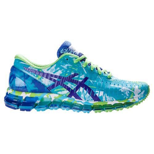 Womens ASICS GEL-Quantum 360 Running Shoe - Jasmine Green/White 11