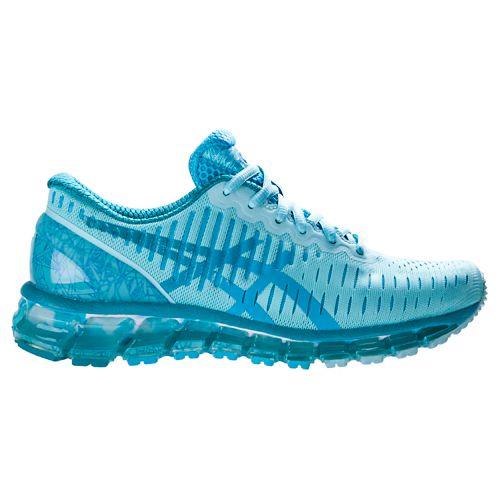 Womens ASICS GEL-Quantum 360 Running Shoe - Aqua/Turquoise 6.5