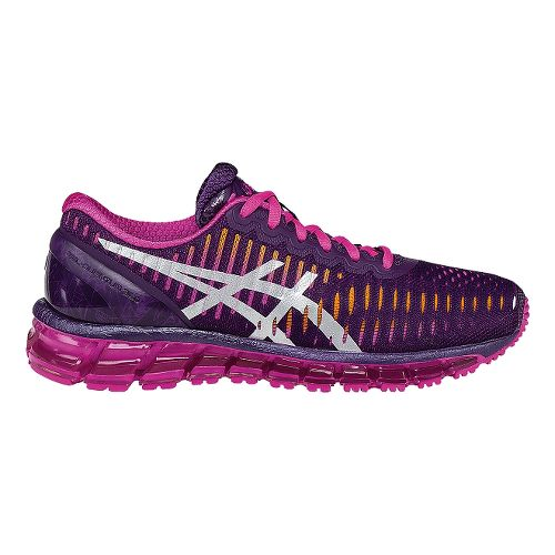 Womens ASICS GEL-Quantum 360 Running Shoe - Purple/Pink 9
