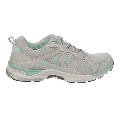 Womens Ryka Revenant Walking Shoe - Cool Mist Grey/Mint 5.5