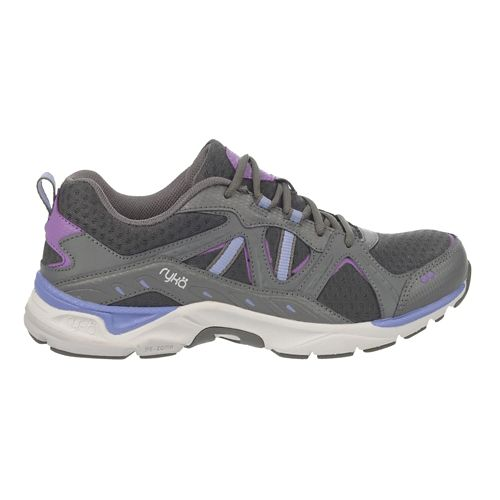 Womens Ryka Revenant Walking Shoe - Steel Grey/Iron 10