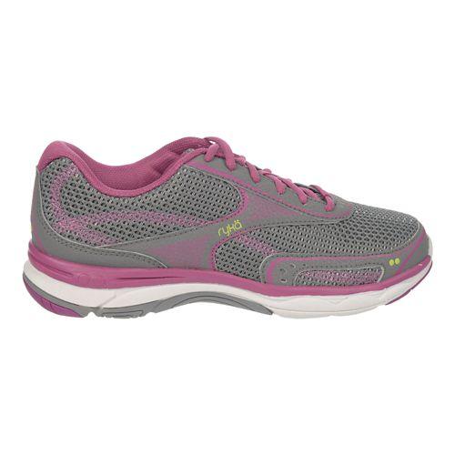 Womens Ryka Feather Walk Walking Shoe - Frost Grey/Mauve 8.5
