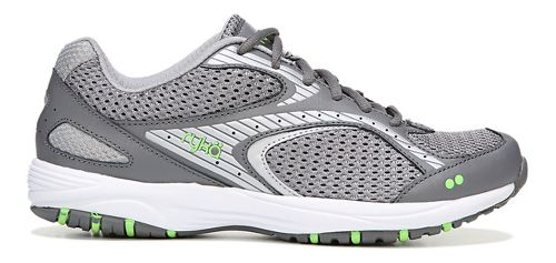 Womens Ryka Dash 2 Walking Shoe - Grey/Silver 7.5