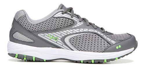 Womens Ryka Dash 2 Walking Shoe - Grey/Silver 9.5