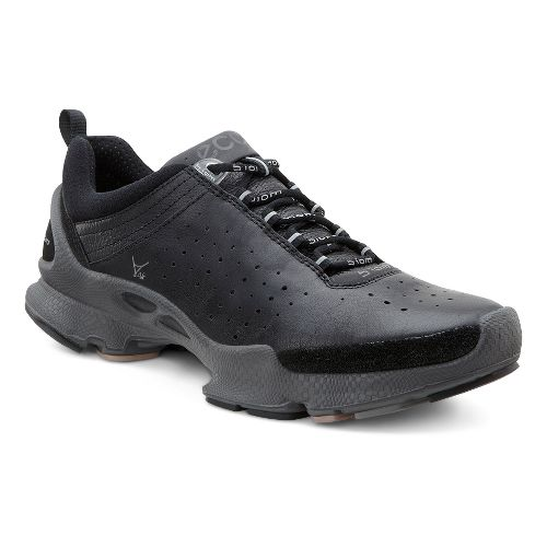 Womens Ecco Biom C 2.1 Walking Shoe - Black 38
