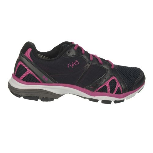 Womens Ryka Vida RZX Cross Training Shoe - Moonless Night/Grey 6.5