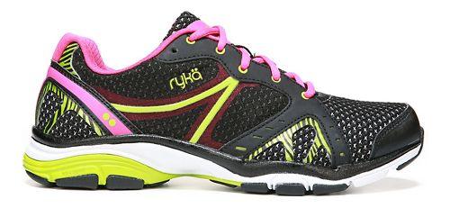 Womens Ryka Vida RZX Cross Training Shoe - Black/Ryka Pink 8