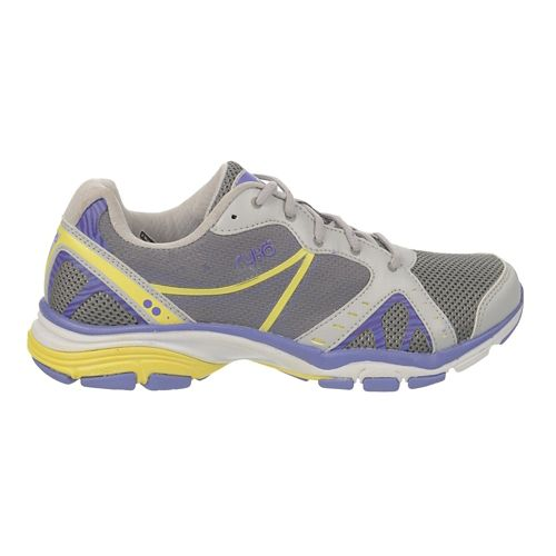 Womens Ryka Vida RZX Cross Training Shoe - Cool Mist Grey/Grey 8.5