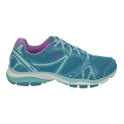Womens Ryka Vida RZX Cross Training Shoe - Enamel Blue/Lilack 10