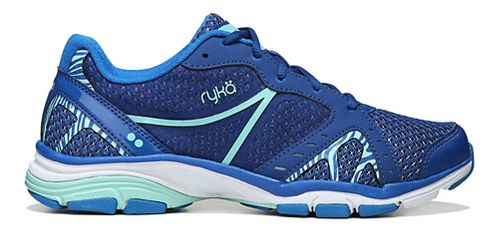 Womens Ryka Vida RZX Cross Training Shoe - Blue/Mint 10