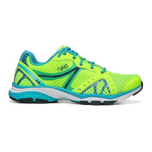 Womens Ryka Vida Rzx Cross Training Shoe Yellow 10