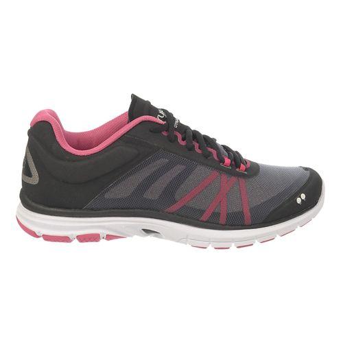 Womens Ryka Dynamic 2 Cross Training Shoe - Black/Ryka Pink 6