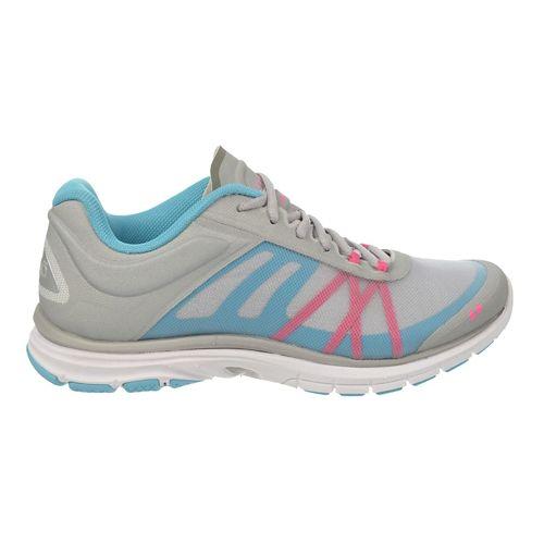 Womens Ryka Dynamic 2 Cross Training Shoe - Cool Mist Grey/Blue 6.5