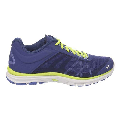 Womens Ryka Dynamic 2 Cross Training Shoe - Indigo Purple/Lime 5