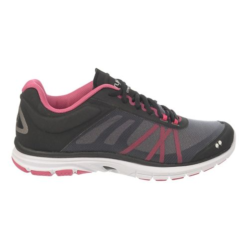 Womens Ryka Dynamic 2 Cross Training Shoe - Black/Ryka Pink 7.5