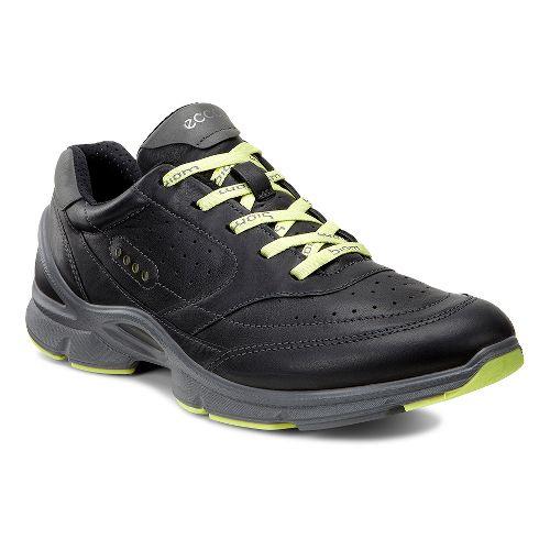 Womens Ecco Biom Evo II Cross Training Shoe - Black/Peppermint 36