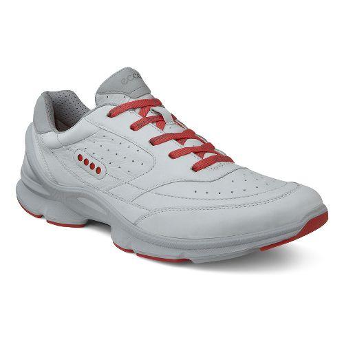 Womens Ecco Biom Evo II Cross Training Shoe - White/Poppy 37