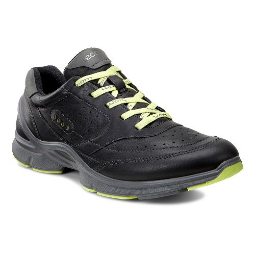 Womens Ecco Biom Evo II Cross Training Shoe - Black/Peppermint 37