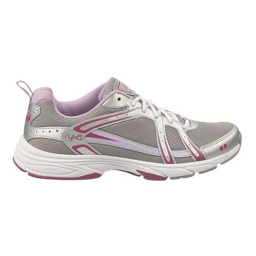 Womens Ryka Approach Cross Training Shoe - Frost Grey/Silver 10