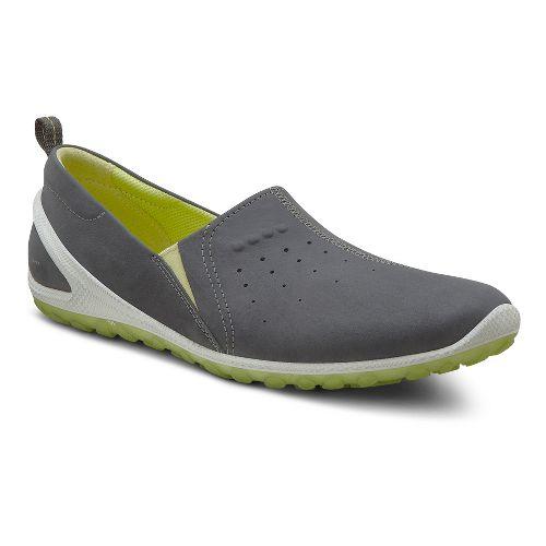 Womens Ecco Biom Lite Slide Casual Shoe - Dark Shadow 36