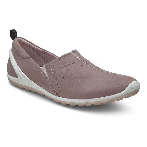 Womens Ecco Biom Lite Slide Casual Shoe - Woodrose 36