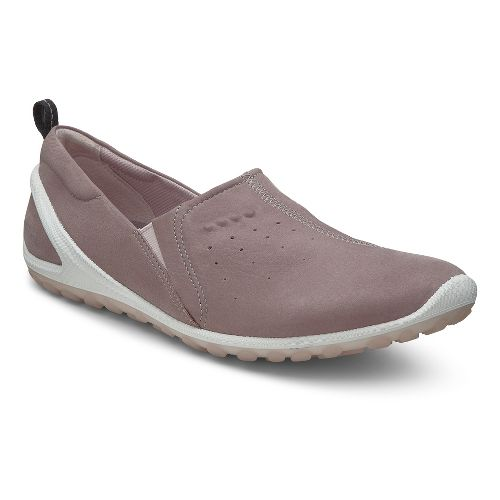 Womens Ecco Biom Lite Slide Casual Shoe - Woodrose 41