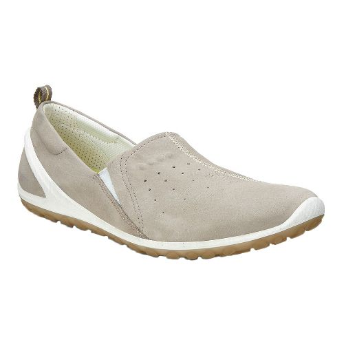 Womens Ecco Biom Lite Slide Casual Shoe - Moon Rock 40