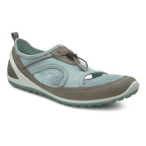 Womens Ecco Biom Lite Slip On Casual Shoe - Warm Grey 43