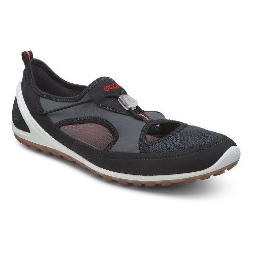 Womens Ecco Biom Lite Slip On Casual Shoe - Black 39