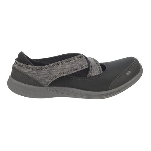 Womens Ryka Mantra Casual Shoe - Silver/Vapor Grey 5.5